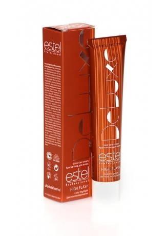 ESTEL Стойкая Крем-Краска для Волос De Luxe High Flash, 60 мл недорого