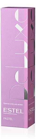 ESTEL Крем-Краска De Luxe Pastel, 60 мл