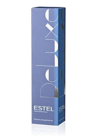 ESTEL Крем-Краска De Luxe Стойкая для Волос, 60 мл