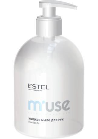 ESTEL Мыло M'USE Жидкое для рук, 475 мл