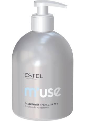 ESTEL Крем M'use Защитный  для рук, 475 мл