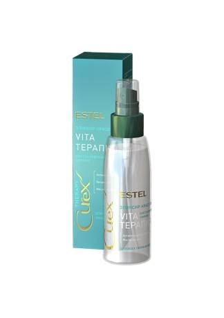 ESTEL Эликсир CUREX Therapy Красоты для Всех Типов, 100 мл
