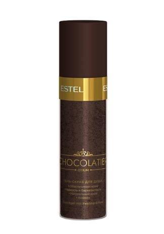 ESTEL Гель-Скраб для Душа Chocolatier, 200 мл