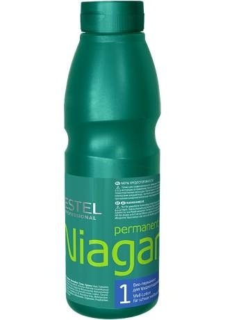 ESTEL Био-Перманент Niagara №1 для Трудноподдающихся Волос, 500 мл