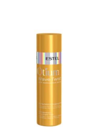 ESTEL Otium Wave Twist Бальзам-Кондиционер для Вьющихся  Волос, 200 мл estel otium ineo crystal 3d гель для сильно поврежденных волос 200 мл