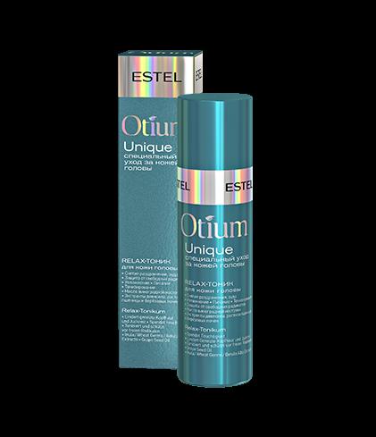 ESTEL Тоник-relax Otium Unique для Кожи Головы, 100 мл