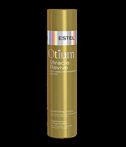 ESTEL Шампунь-уход Otium Miracle Revive для Восстановления Волос, 250 мл