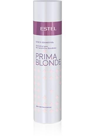ESTEL Otium Prima Blonde Блеск-Шампунь для Светлых Волос, 250 мл paul mitchell бессульфатный шампунь для светлых волос forever blonde shampoo 250 мл