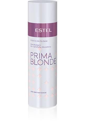 ESTEL Otium Prima Blonde Блеск-Бальзам для Светлых Волос, 200 мл