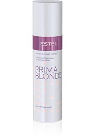 ESTEL Otium Prima Blonde Двухфазный Спрей для Светлых Волос, 200 мл недорого