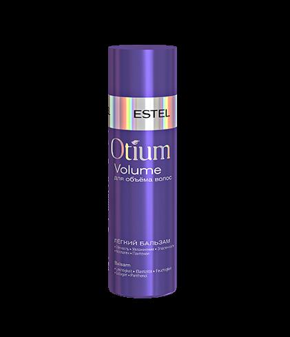 ESTEL Бальзам Otium Volume Легкий для Объёма Волос, 200 мл estel бальзам otium volume легкий для объёма волос 200 мл