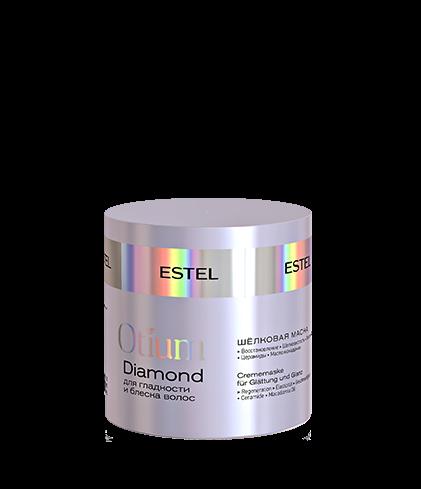 ESTEL Diamond Маска Шелковая для Гладкости и Блеска Волос, 300 мл цена и фото