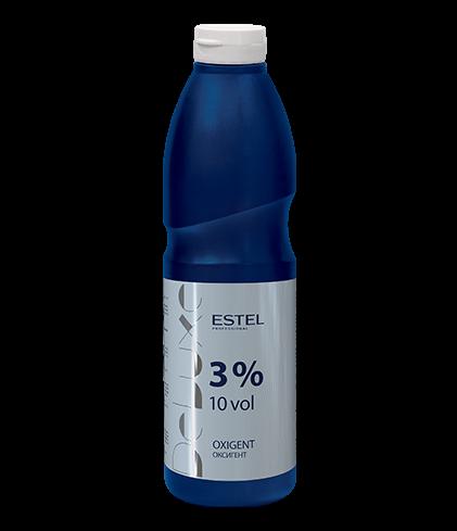 ESTEL Оксигент 3% DeLuxe, 900 мл