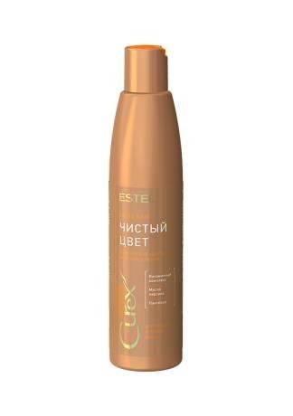 ESTEL Бальзам CUREX Color для Волос Обновление Цвета Медных Оттенков, 250 мл