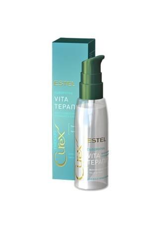ESTEL Сыворотка CUREX Therapy для Секущихся Кончиков Волос, 100 мл