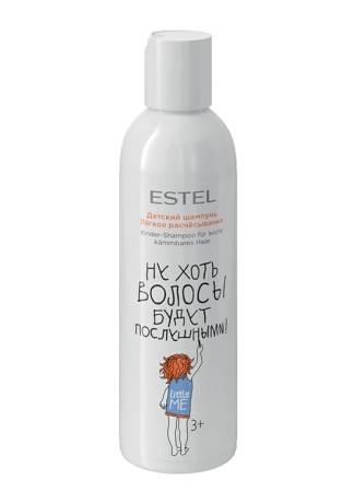 ESTEL Шампунь Little Me Детский для Волос Лёгкое Расчёсывание, 200 мл