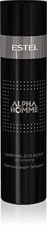 ESTEL Шампунь Alpha Homme для Волос от Перхоти, 250 мл лук для волос от перхоти