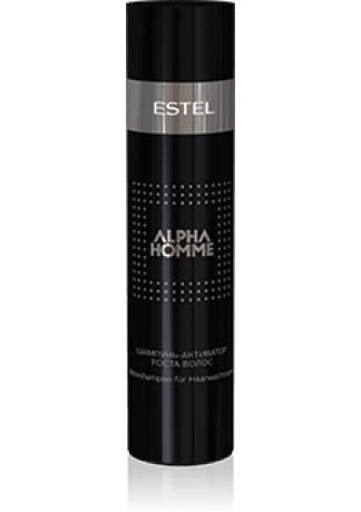 ESTEL ALPHA HOMME Шампунь-Активатор Роста Волос, 250 мл schwarzkopf professional шампунь для волос активатор роста с аргинином 250 мл