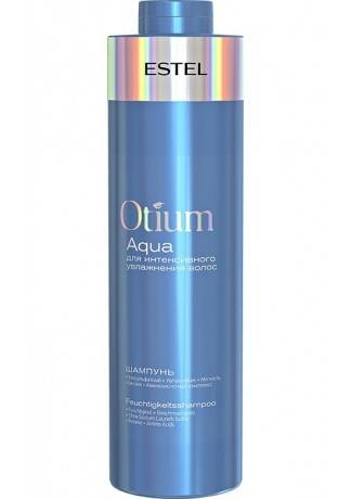 ESTEL Otium Aqua Шампунь для Интенсивного Увлажнения Волос, 1000 мл estel otium aqua комфорт маска для интенсивного увлажнения волос 300 мл