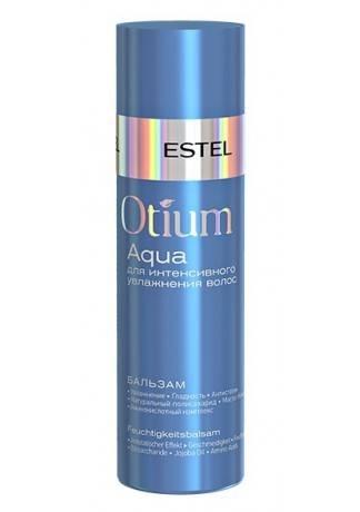 ESTEL Otium Aqua Бальзам для Интенсивного Увлажнения Волос, 200 мл estel otium aqua комфорт маска для интенсивного увлажнения волос 300 мл
