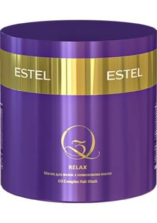 ESTEL Маска Q3 Relax с Комлексом Масел, 300 мл