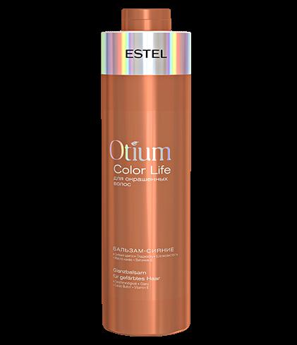 все цены на ESTEL Color Life Бальзам-сияние для Окрашенных Волос, 1000 мл онлайн