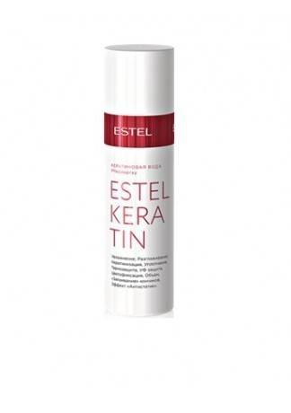 ESTEL Thermokeratin Вода для Волос Кератиновая, 100 мл кератиновая вода для волос keratin 100 мл estel keratin