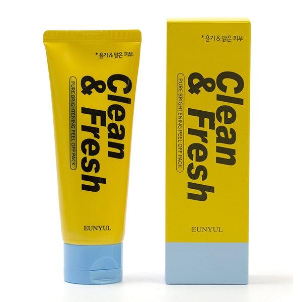 Eunyul Гель Отшелушивающий  для Сияния Кожи Clean & Fresh Pure Brightening Peeling Gel, 120 мл
