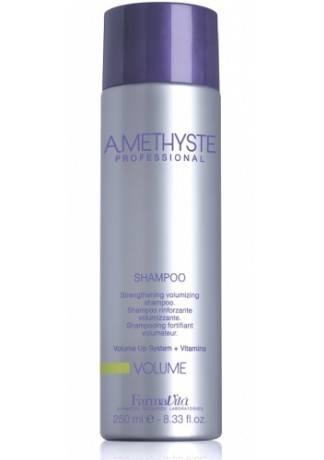 Farmavita Шампунь для Обьема Amethyste Volume, 250 мл farmavita шампунь для сухих и поврежденных волос amethyste hydrate 250 мл