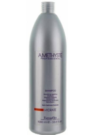 Farmavita Шампунь для Сухих и Поврежденных Волос Amethyste Hydrate, 1000 мл farmavita шампунь для сухих и поврежденных волос amethyste hydrate 250 мл