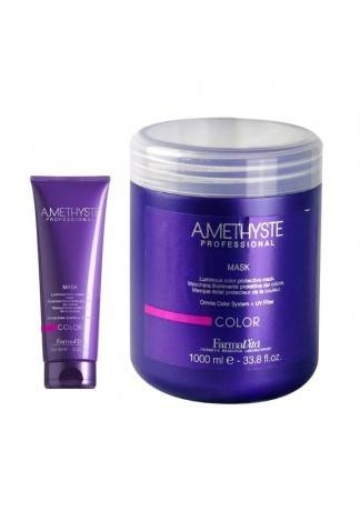 Farmavita Маска для Окрашенных Волос Amethyste Color, 250 мл farmavita шампунь для сухих и поврежденных волос amethyste hydrate 250 мл