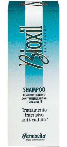 Farmavita Шампунь Bioxil Против Выпадения с Экстрактами Трав, 250 мл