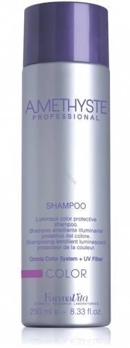 Farmavita Шампунь для Окрашенных Волос Amethyste Color, 250 мл farmavita шампунь для сухих и поврежденных волос amethyste hydrate 250 мл