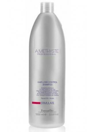 Farmavita Шампунь Против Выпадения Волос Amethyste Stimulate Hair Loss Control, 1000 мл farmavita шампунь для сухих и поврежденных волос amethyste hydrate 250 мл