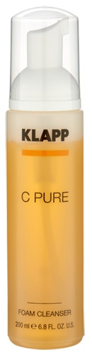 Klapp Пенка Foam Cleanser Очищающая, 200 мл hydra b5 soothing foam cleanser 180ml
