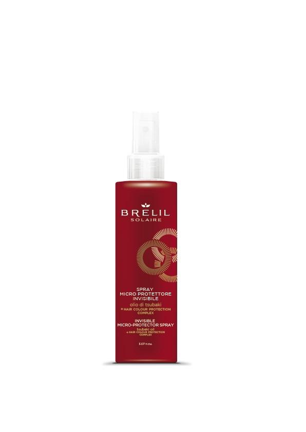 Brelil Professional Спрей Solair Невидимый Защитный для Волос, 150 мл