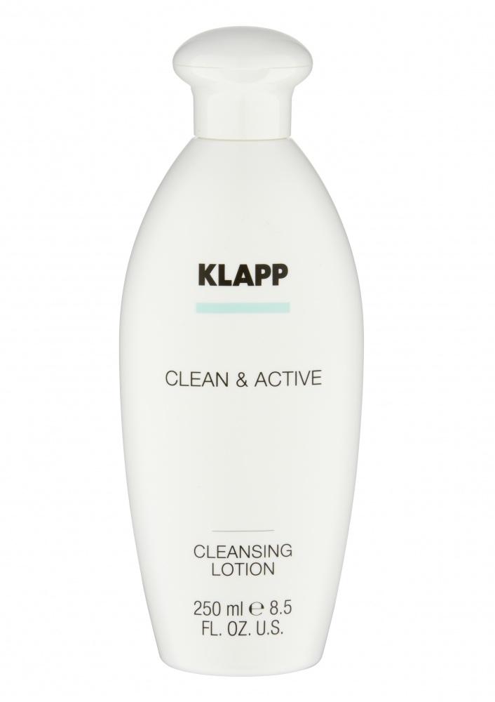 Klapp Молочко Cleansing Lotion Очищающее, 250 мл