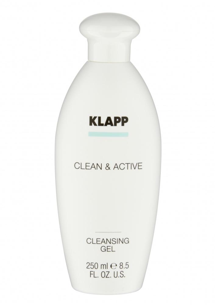 Klapp Гель Cleansing Gel Очищающий, 250 мл