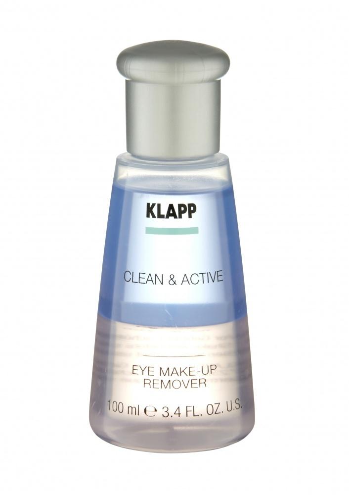 Klapp Средство Eye Make-Up Remover для Снятия Макияжа с Глаз, 100 мл