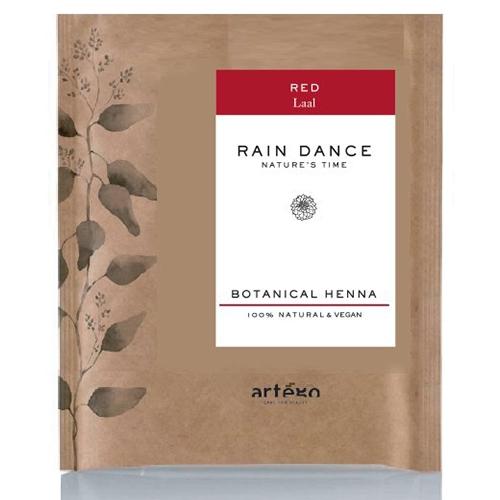 Artego Хна Rain Dance Ботаническая для Волос Красный, 300г