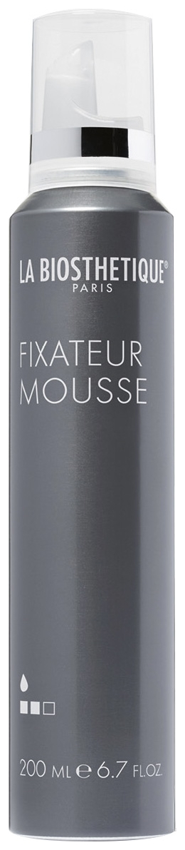 La Biosthetique Fixateur Mousse Мусс Fixateur для придания объема, 200 мл