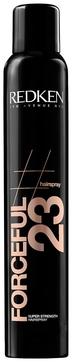 REDKEN Спрей Hairsprays Forceful 23 Супер-Сильной Фиксации для Завершения Укладки Волос Форсфул 23, 400 мл