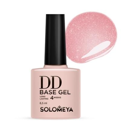 Solomeya DD-База Суперэластичная Цвет French 11 Silver Shimmer, 8,5 мл