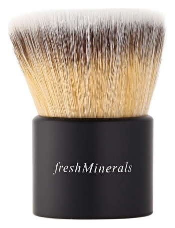 FreshMinerals Кисть Кабуки в Чехле Kabuki Brush, 1 шт freshminerals kabuki brush кисть кабуки