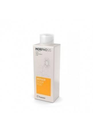 Framesi Восстанавливающий шампунь для поврежденных волос MORPHOSIS REPAIR, 250 мл framesi восстанавливающий шампунь для поврежденных волос morphosis repair 1000 мл