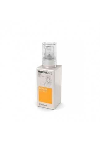 Framesi Восстанавливающий флюид для кончиков волос MORPHOSIS REPAIR VELVET, 100 мл framesi восстанавливающий шампунь для поврежденных волос morphosis repair 1000 мл
