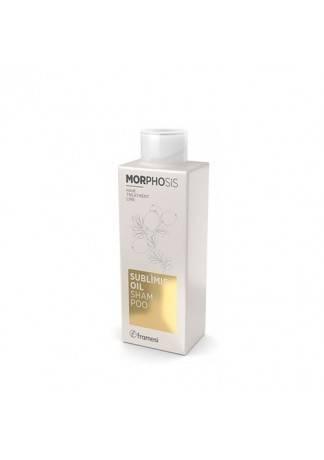 Framesi Шампунь для волос с маслом аргании MORPHOSIS SUBLIMIS OIL, 250 мл sea of spa шампунь для окрашенных поврежденных волос с маслом аргании и ростками пшеницы 400 мл