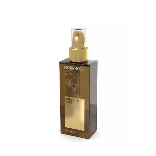 Framesi Масло аргании для всех типов волос MORPHOSIS SUBLIMIS PURE OIL, 125 мл framesi восстанавливающий шампунь для поврежденных волос morphosis repair 1000 мл