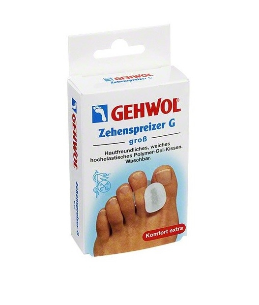 GEHWOL G-Корректор для Большого Пальца, Средний, 4 шт