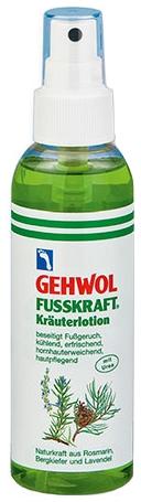 GEHWOL Gehwol «Фусcкрафт» — Травяной Лосьон (Herbal Lotion), 150 мл